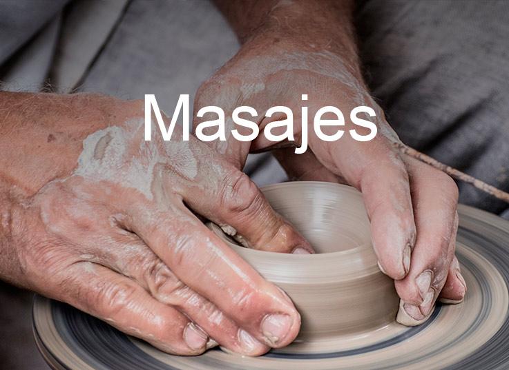 masajes productos Aloe Vera
